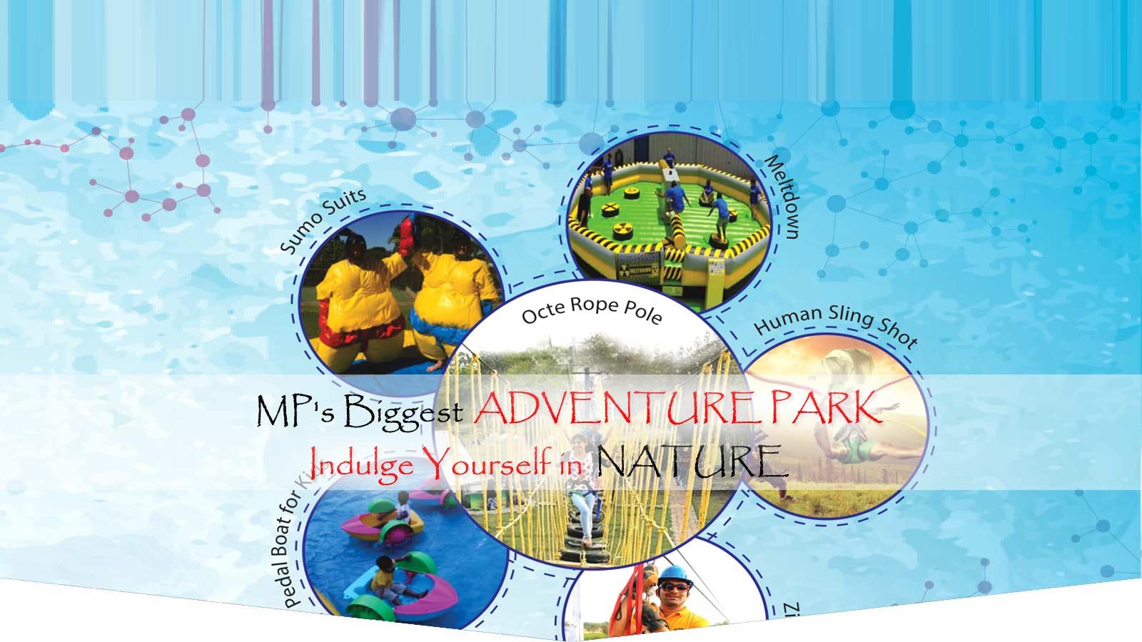 Somanipuram Adventure Resort Indore